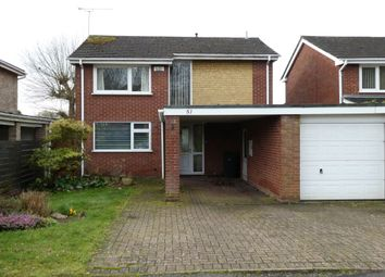 Thumbnail 3 bedroom detached house for sale in Jacklin Drive, Finham, Coventry