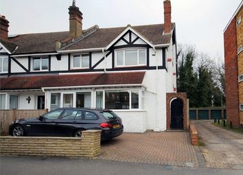 Thumbnail 4 bed semi-detached house for sale in Ross Road, Wallington, Surrey