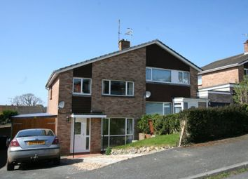 Thumbnail 3 bed semi-detached house to rent in St. Austin Close, Ivybridge