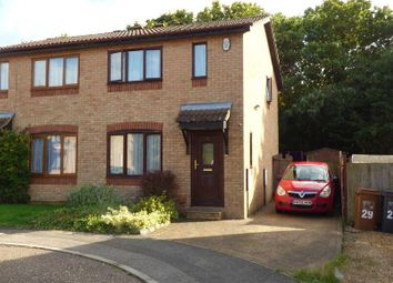 Thumbnail 3 bedroom semi-detached house to rent in Probyn Close, Northampton