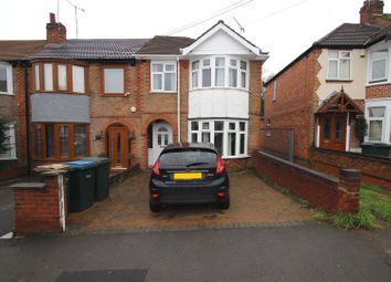 Thumbnail 3 bedroom end terrace house for sale in Ashington Grove, Whitley, Coventry