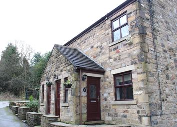 Thumbnail 1 bed flat for sale in Chunal Lane Flats, Chunal Lane, Glossop