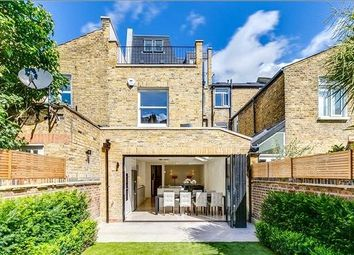 Thumbnail 5 bedroom terraced house for sale in Racton Road, London