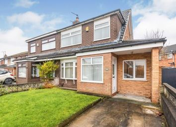 Thumbnail 3 bedroom semi-detached house for sale in Birstall Avenue, St Helens, Merseyside, Uk