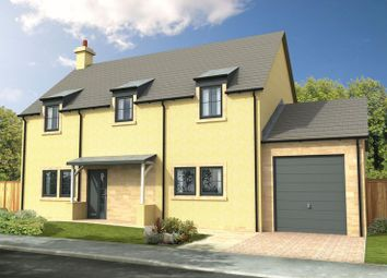 Thumbnail 4 bed detached house for sale in Plot 14, Coatburn Green, Melrose