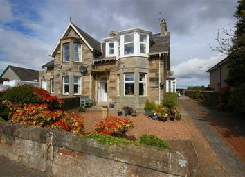 Thumbnail 2 bed flat for sale in 52, Leven Road, Lundin Links, Fife