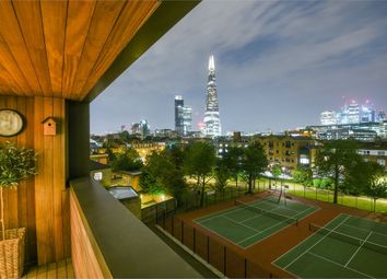 Thumbnail 2 bed flat for sale in The Hub, Bell Yard Mews, London