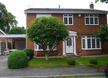Thumbnail 4 bed detached house to rent in Harwood Gardens, Old Windsor, Berkshire