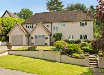 Thumbnail 6 bed detached house for sale in Park Close, Esher, Surrey