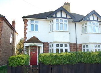 Thumbnail 3 bed property to rent in Priory Road, Hampton