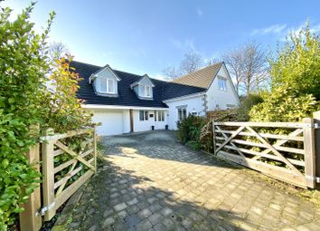 Thumbnail 5 bed detached house for sale in Grove Lane, Perran Downs, Goldsithney, Penzance