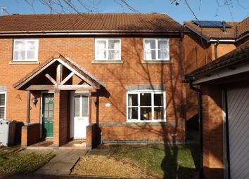 Thumbnail 3 bed semi-detached house for sale in Wardle Mews, Middlewich