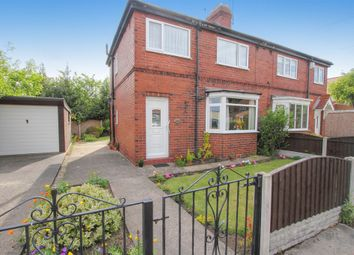 Thumbnail 3 bed semi-detached house for sale in Highfield Avenue, Pontefract