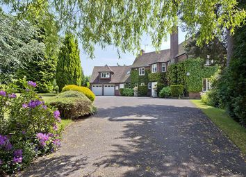 Thumbnail 5 bed detached house for sale in Preston Road, Lowsonford, Henley-In-Arden, Warwickshire