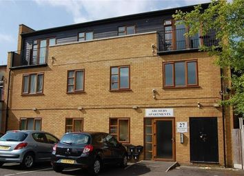 Thumbnail 2 bedroom flat for sale in 27 Haysoms Close, Romford, Essex