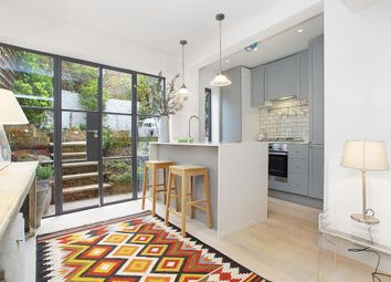 Thumbnail 1 bed flat to rent in Cloudesley Road, London