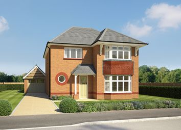 "Thumbnail 3 bed detached house for sale in ""Leamington Lifestyle"" at Thanet Way, Herne Bay"