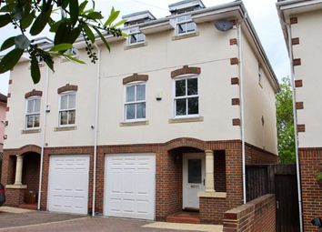 Thumbnail 5 bed semi-detached house for sale in Palmerston Road, Buckhurst Hill, Essex