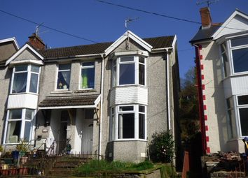 Thumbnail 4 bed semi-detached house for sale in King Edward Street, Bleangarw, Bridgend