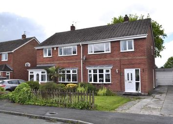 Thumbnail 3 bed semi-detached house to rent in Keswick Close, Macclesfield