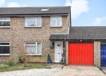 Thumbnail 4 bedroom semi-detached house for sale in Yarnton, Oxfordshire