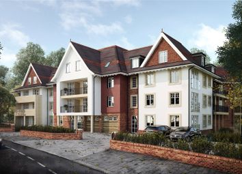 Thumbnail 1 bedroom flat for sale in Sandbanks Road, Poole Park, Poole, Dorset