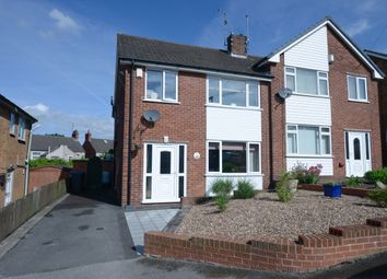 Thumbnail 4 bed semi-detached house to rent in Newbridge Street, Old Whittington, Chesterfield