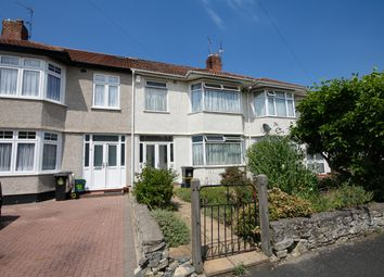 Thumbnail 3 bed terraced house for sale in Stoneleigh Walk, Knowle, Bristol
