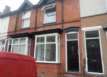 Thumbnail 2 bedroom terraced house to rent in Capethorn Road, Smethwick
