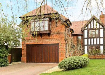 Thumbnail 5 bed detached house for sale in Chestnut Avenue, Rickmansworth, Hertfordshire