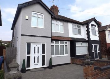Thumbnail 3 bed semi-detached house for sale in Solar Road, Walton, Liverpool, Merseyside