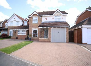 Thumbnail 4 bed detached house for sale in Heathfield Park, Middleton St. George, Darlington