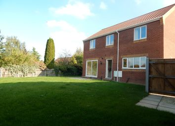 Thumbnail 4 bedroom detached house to rent in Foxwood, Cuttons Corner, Hemblington