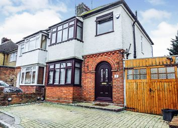 3 bed semi-detached house for sale in Markham Road, Luton LU3