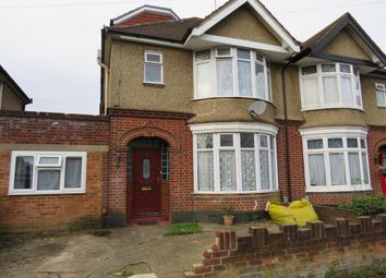 Thumbnail 5 bedroom semi-detached house for sale in St. Michaels Crescent, Luton