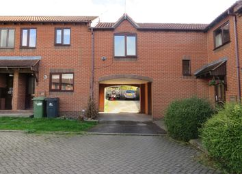Thumbnail 1 bed town house for sale in Whilton Court, Belper