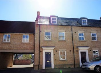 Thumbnail 3 bed town house for sale in Fen Way, Bury St. Edmunds