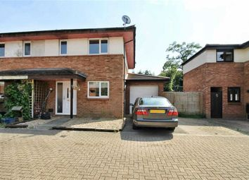 Thumbnail 3 bedroom semi-detached house to rent in Kepwick, Two Mile Ash, Milton Keynes