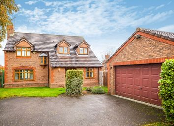 4 bed detached house for sale in Bronte Grove, Ewloe, Deeside CH5
