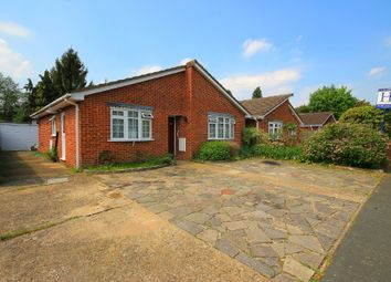 Thumbnail 2 bed detached bungalow for sale in Kingsmead, Frimley Green, Camberley