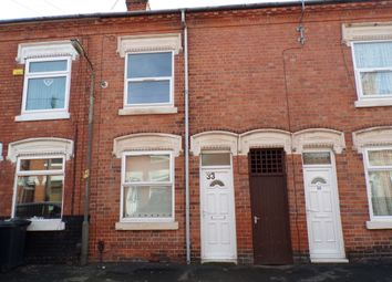 Thumbnail 3 bed terraced house to rent in Westbury Street D, Derby