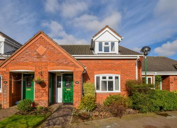 Thumbnail 2 bed property for sale in Sutton Close, Quorn, Loughborough