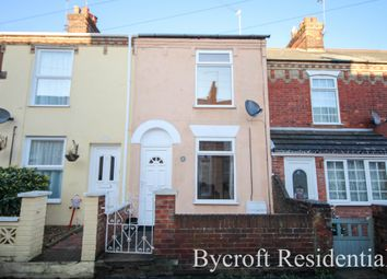 Thumbnail 2 bed terraced house for sale in North Road, Gorleston, Great Yarmouth