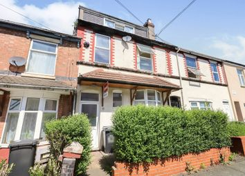 Thumbnail 5 bed terraced house for sale in Sherwood Street, Whitmore Reans, Wolverhampton