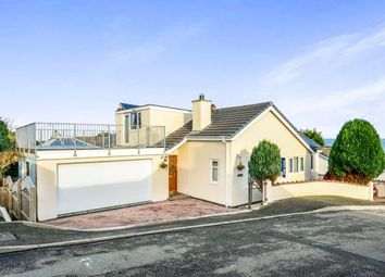 Thumbnail 4 bed bungalow for sale in Bados Glan Y Don Parc, Bull Bay, Anglesey