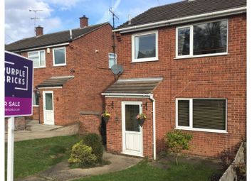 Thumbnail 3 bed semi-detached house for sale in Long Lane, Shirebrook