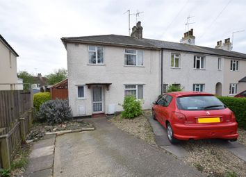 Thumbnail 3 bed semi-detached house for sale in New Cross Road, Stamford