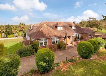 Thumbnail 5 bed detached house for sale in Old House Lane, Hartlip, Sittingbourne
