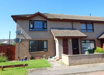 Thumbnail 2 bed flat for sale in Ashgrove Place, Elgin