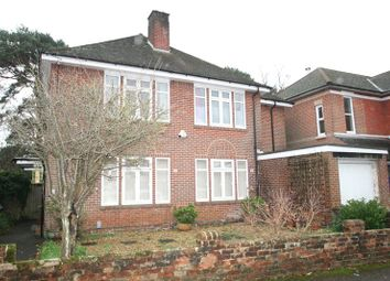 Thumbnail 4 bed flat to rent in Rushton Crescent, Meyrick Park, Bournemouth, Dorset